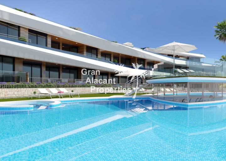 Apartment - New Build - Gran Alacant - Aura