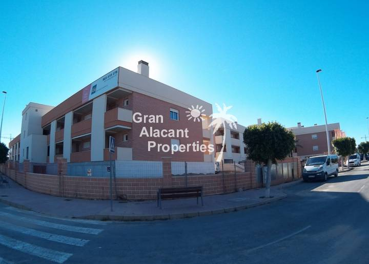 Apartment - New Build - Gran Alacant - Bahía Playa