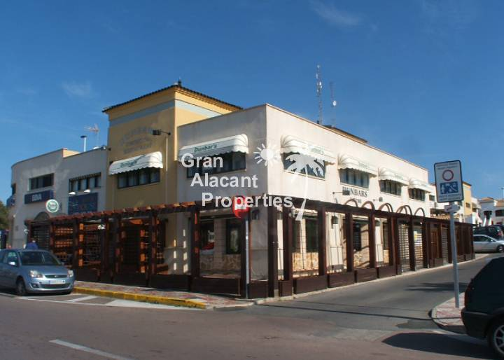 Commercial - Sale - Gran Alacant - Altomar II