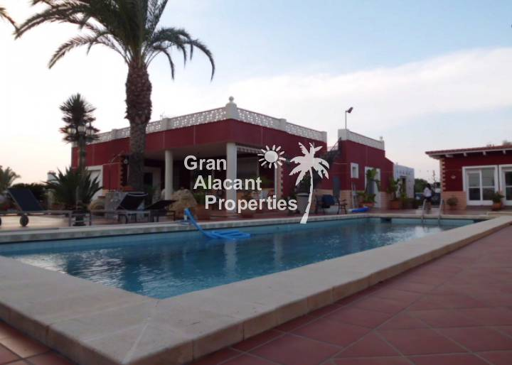 Country House - Sale - El Altet - Los Limoneros