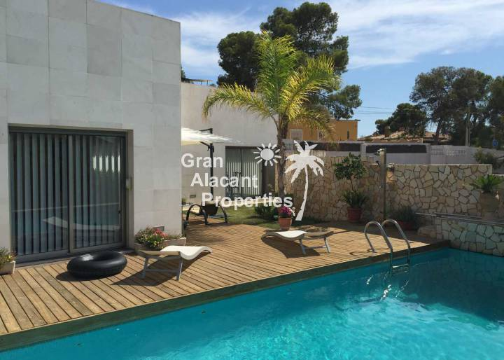 Detached Villa - Sale - Alicante - Cabo Huertas