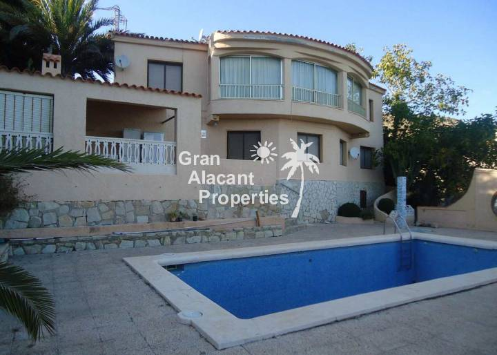 Detached Villa - Sale - El Campello - Coveta Fuma