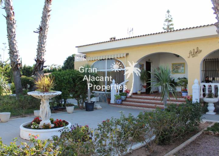 Detached Villa - Sale - Elche - El Altet