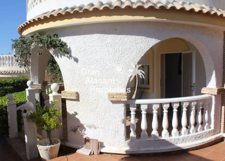Detached Villa - Sale - Gran Alacant - Monte y Mar