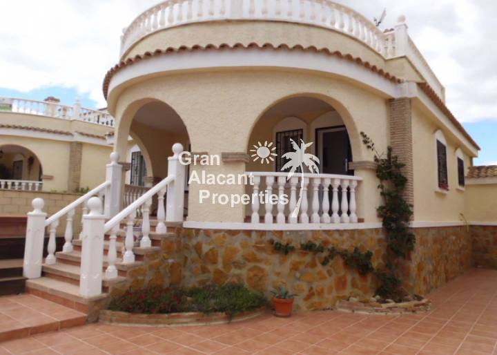 Detached Villa - Sale - Monforte del Cid - Montecid