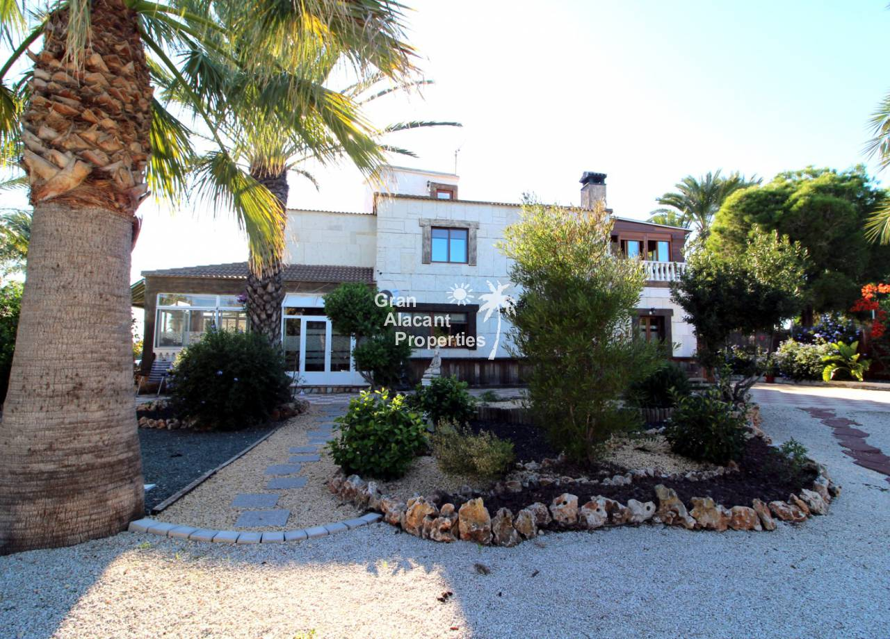 Sale - Country House - Elche - Valverde