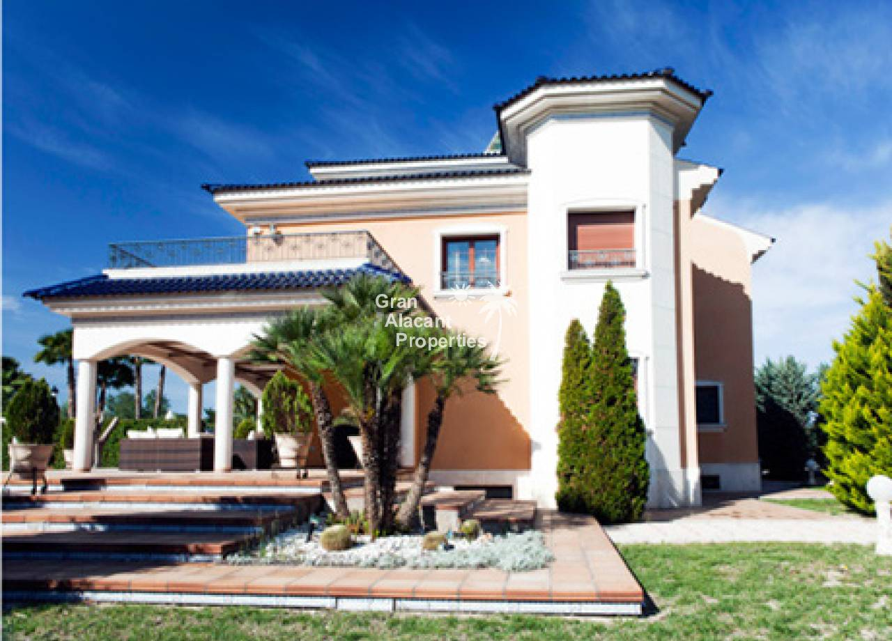 Sale - Detached Villa - Elche - Perleta