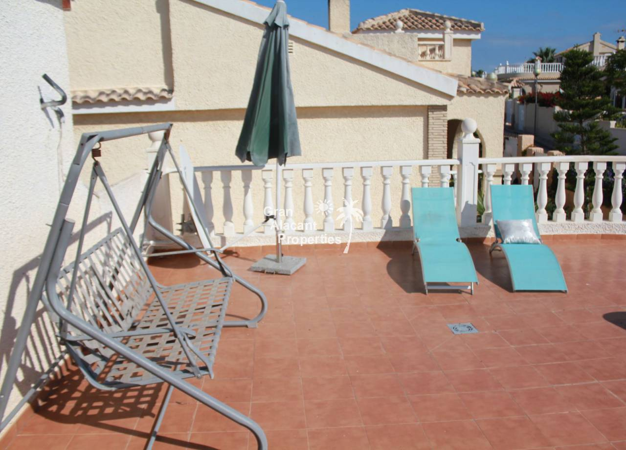 Sale - Detached Villa - Gran Alacant - Monte y Mar