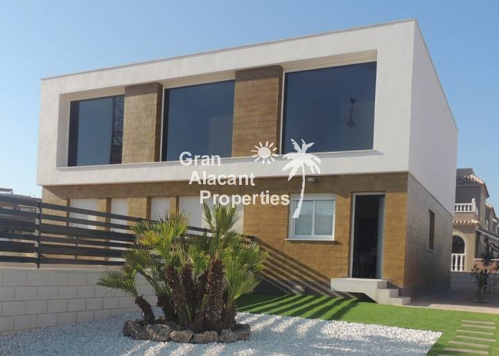 Townhouse - New Build - Gran Alacant - Monte y Mar
