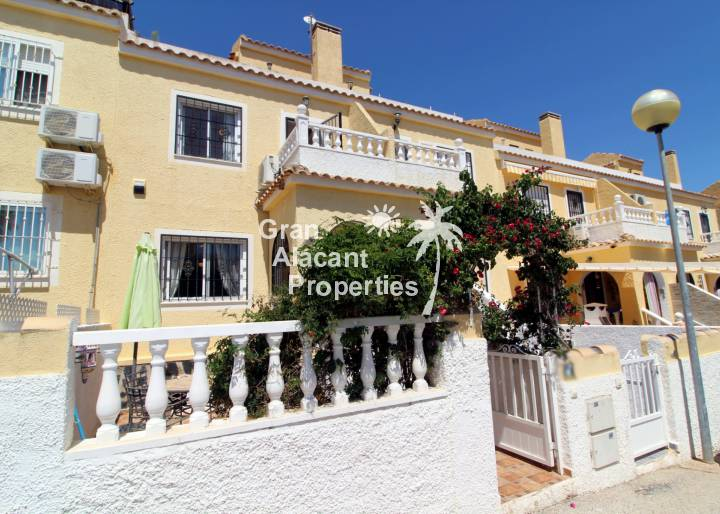 Townhouse - Sale - Gran Alacant - Monte y Mar