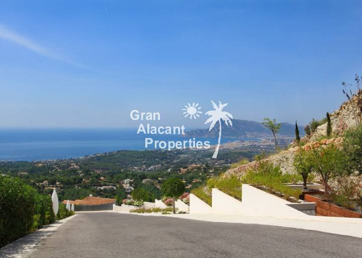 Villa - New Build - Altea - Altea la Vella